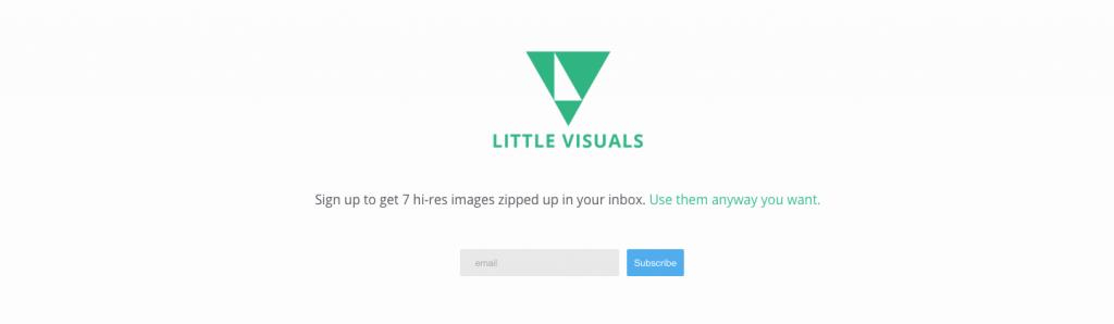 Little visuals