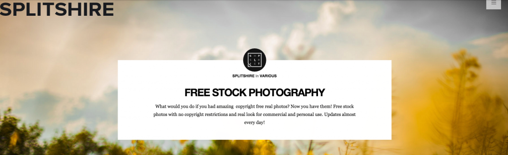 Completely free stock images for commercial use