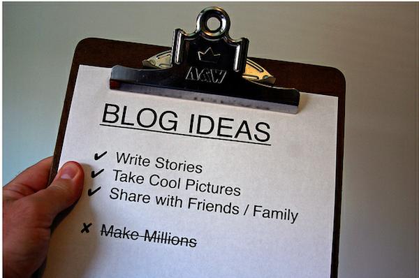 Consigli per gestire un blog
