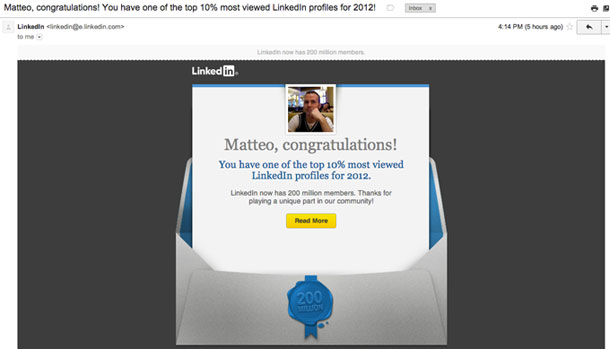Matteo-Duo-linkedin-profile-most-view
