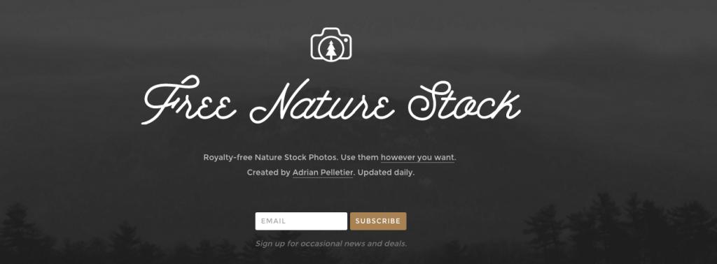 free nature stock