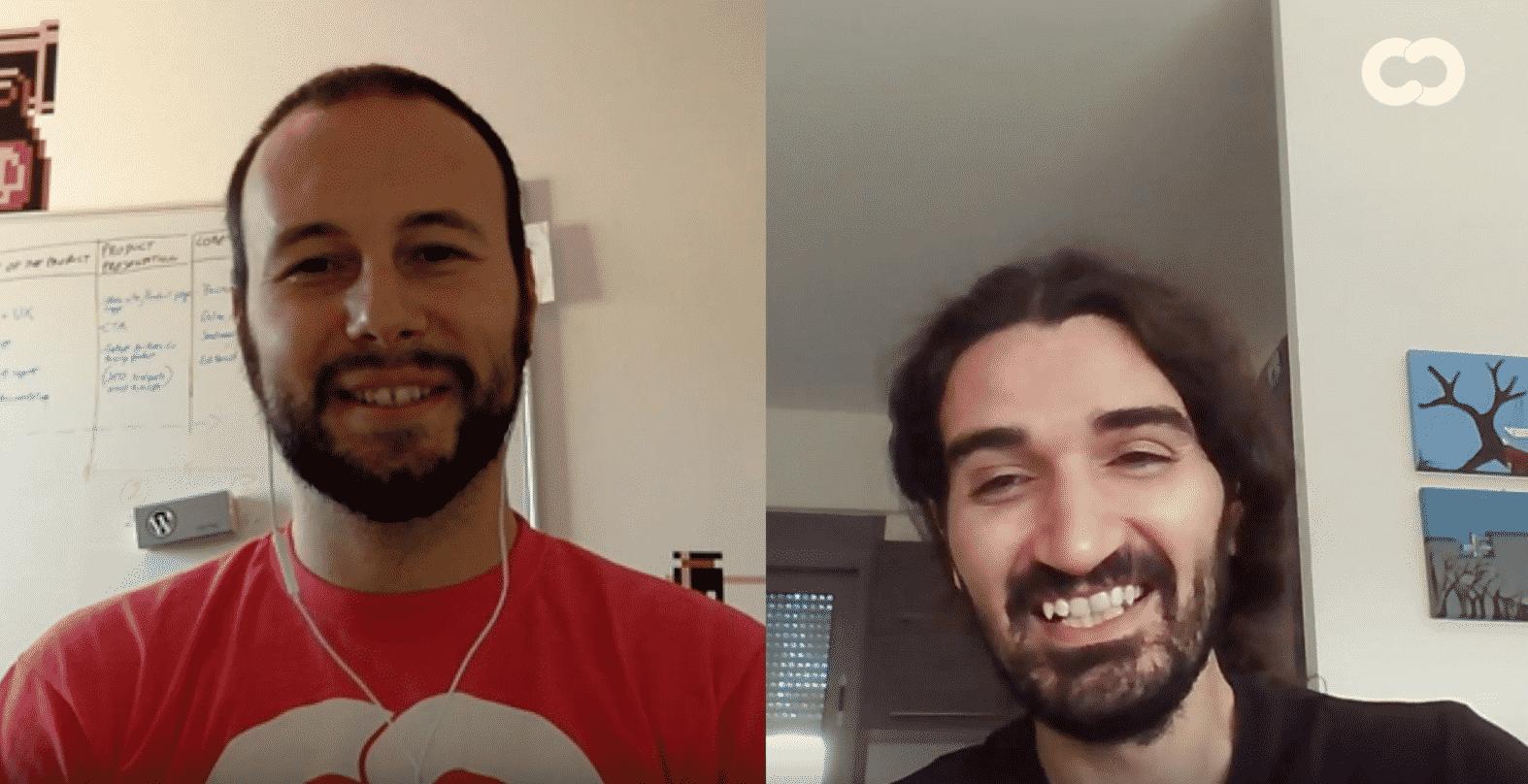 Talking with Spyros Vlachopoulos, form NitroWeb